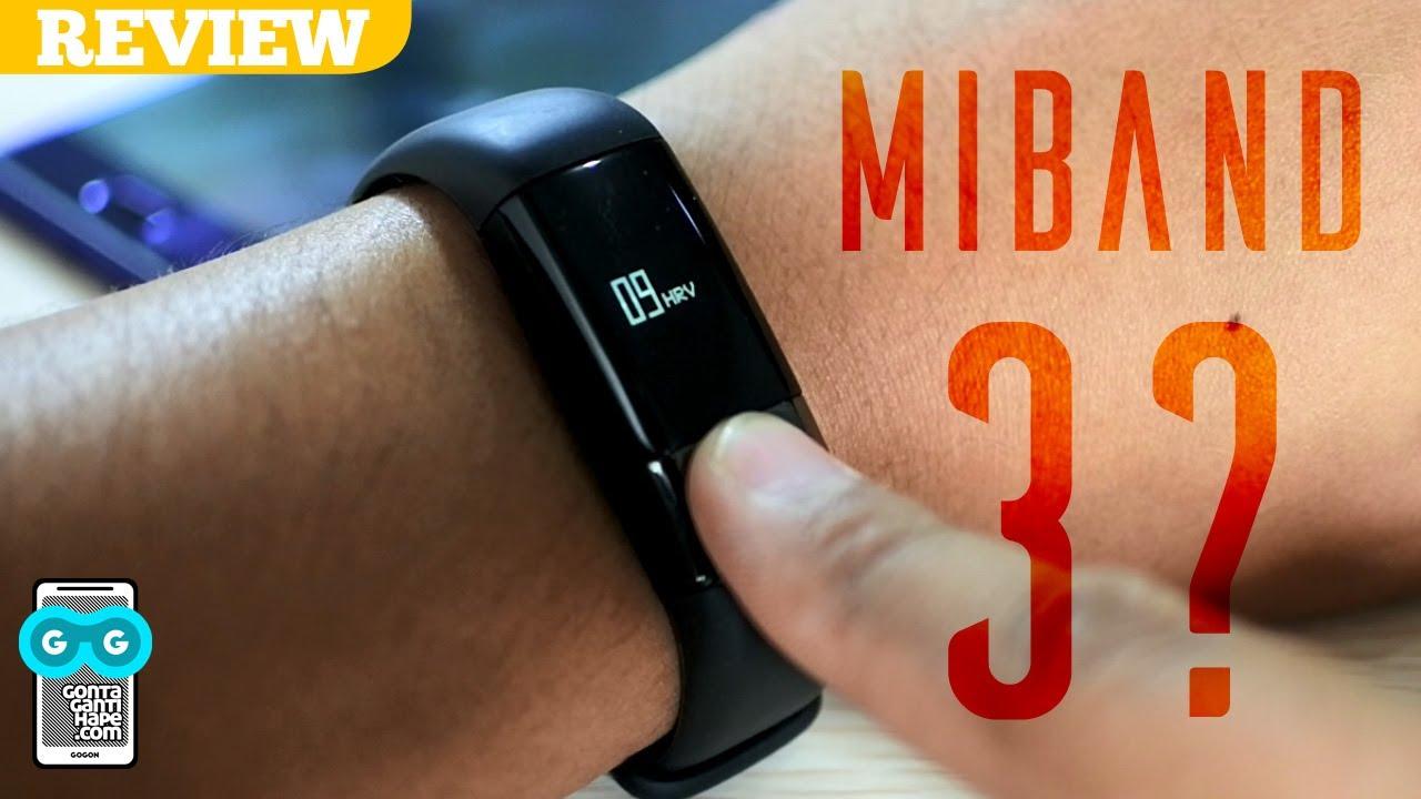Apakah Ini Xiaomi Mi Band 3 Review Huami Amazfit Health
