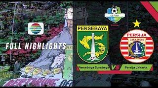 Persebaya Surabaya (3) Vs (0) Persija Jakarta   Full Highlights | Go Jek Liga 1 Bersama Bukalapak