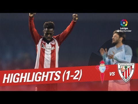 Highlights RC Celta  vs Athletic Club (1-2)