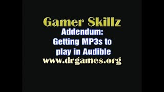 Answers to Viewer Questions on Importing MP3 into Audible