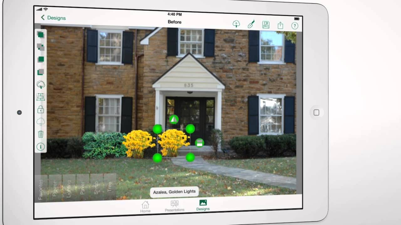 PRO Landscape Contractor App for iPad and Android - YouTube