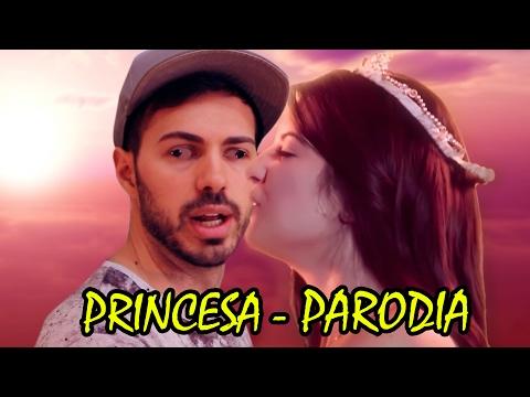 Sofì e Luì - Princesa  ( PARODIA ) | Kevin Believe