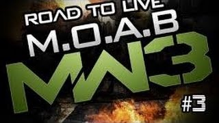 MW3 Infected Road to Moab 3: Just Give Me The Moab!