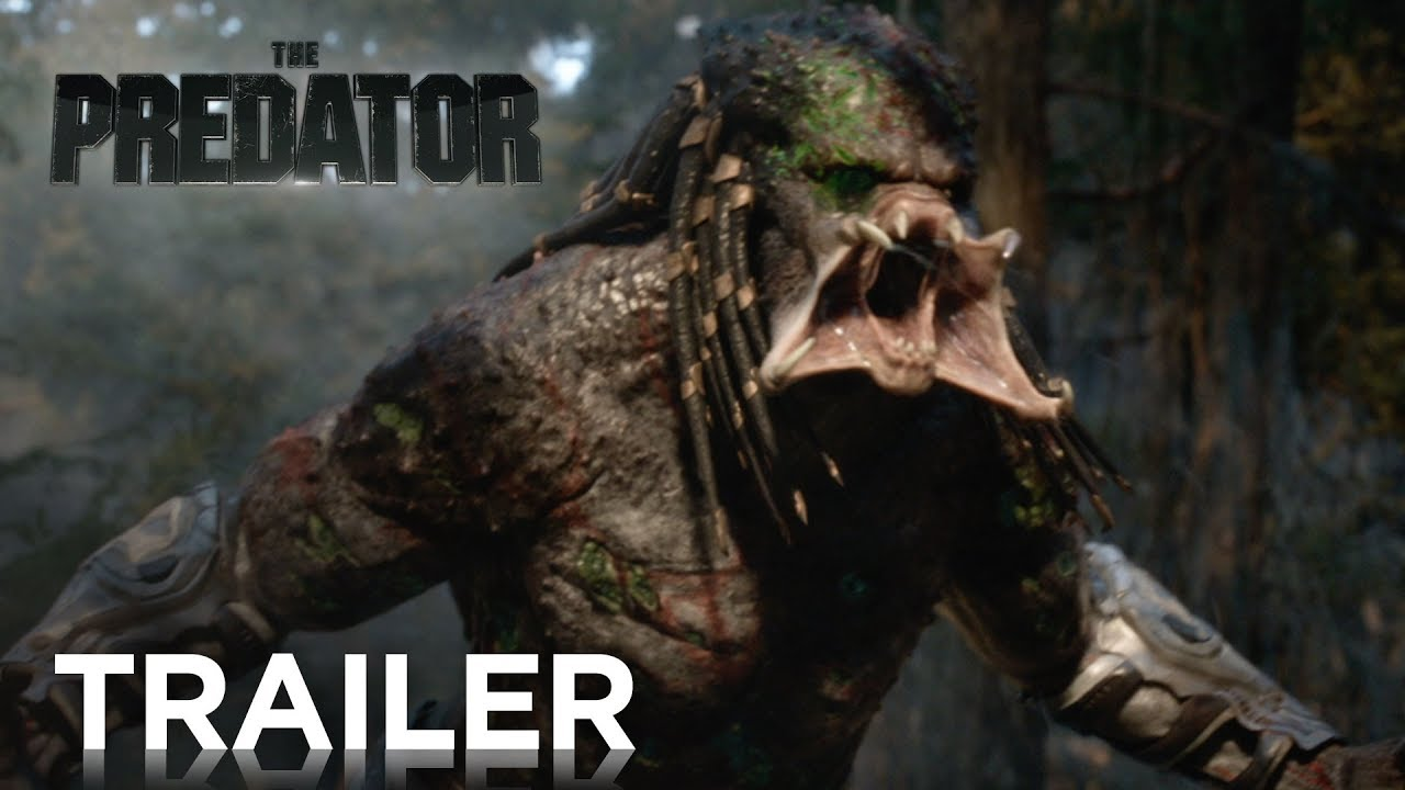 The Predator: you're gonna need a bigger rope to tie down