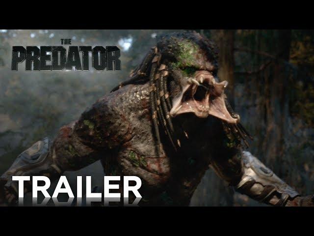 The Predator | Final Trailer | 20th Century FOX
