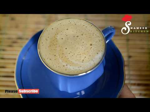 PERFECT CAPPUCCINO AT HOME    WITHOUT COFFEE MACHINE    BEATEN COFFEE