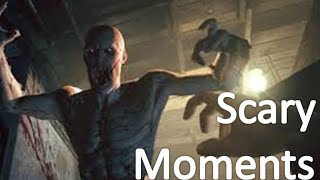 SCARY MOMENTS IN VIDEO GAMES