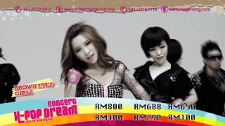 KPOP Dream Concert Live in Malaysia 2013