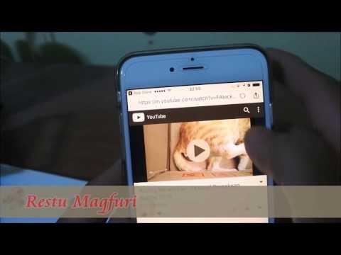 Cara Mudah Download Video Di Iphone