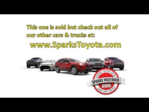 Sparks Toyota Service >> Certified 2018 Toyota Tacoma Sr5 At Sparks Toyota In Myrtle Beach