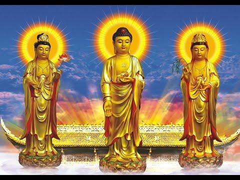 1 Hour Zen Music: Chinese Amitabha Buddha Mantra Music, namo amituofo, Namo Amituofo Chanting #PH1