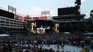 Paul McCartney, A Hard Day's Night, Arlington, Texas, 6-14-2019