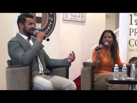 Castle Convention June 06/06/2015  Jon & Penny Panel Part 1