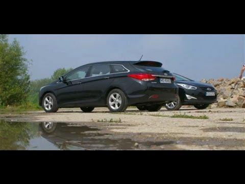 Hyundai i40 Kombi 1.7 High DPF, Sedan 2.0 GDI