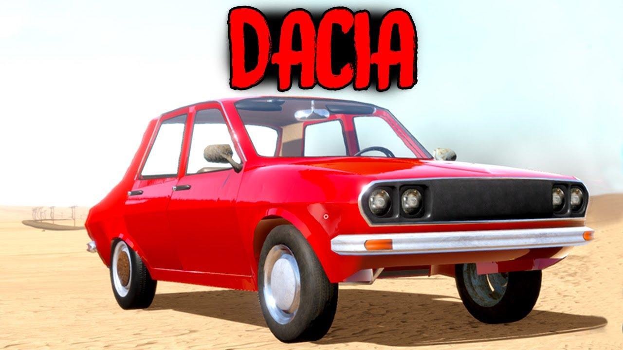 AU BAGAT Dacia OFICIAL in JOC!