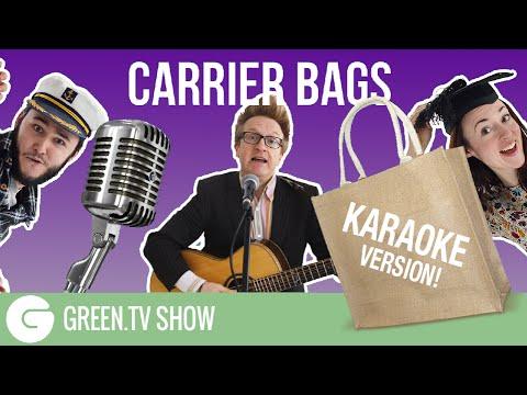 Bags for life Song Karaoke Edition!