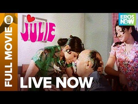 Julie Full Movie LIVE On Eros Now | Lakshmi, Sridevi, Vikram, Nadira & Utpal Dutt