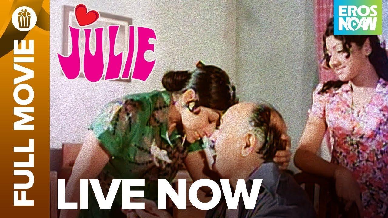 Julie Full Movie Live On Eros Now Lakshmi Sridevi Vikram Nadira Utpal Dutt