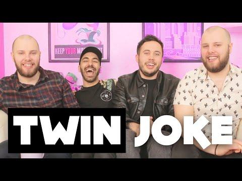 TwinJoke Series 3 Premiere with Youth Killed It!   TwinJoke Series 3 Episode 1