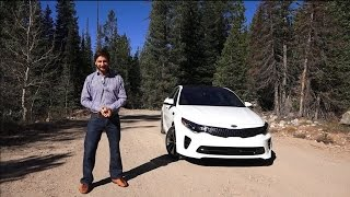 Kia Optima 2016 - Prueba A Bordo [Full]