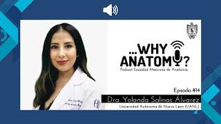 Podcast ...Why Anatomy ? | Episodio #14 | Entrevista a la Dra. Yolanda Salinas Álvarez