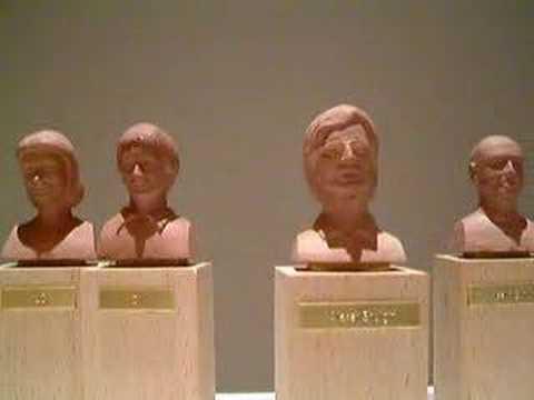 net.artists sculptures