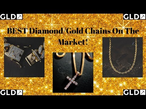The GLD Shop Unboxing & Review - Best Looking Gold And Diamond Chains On The Market