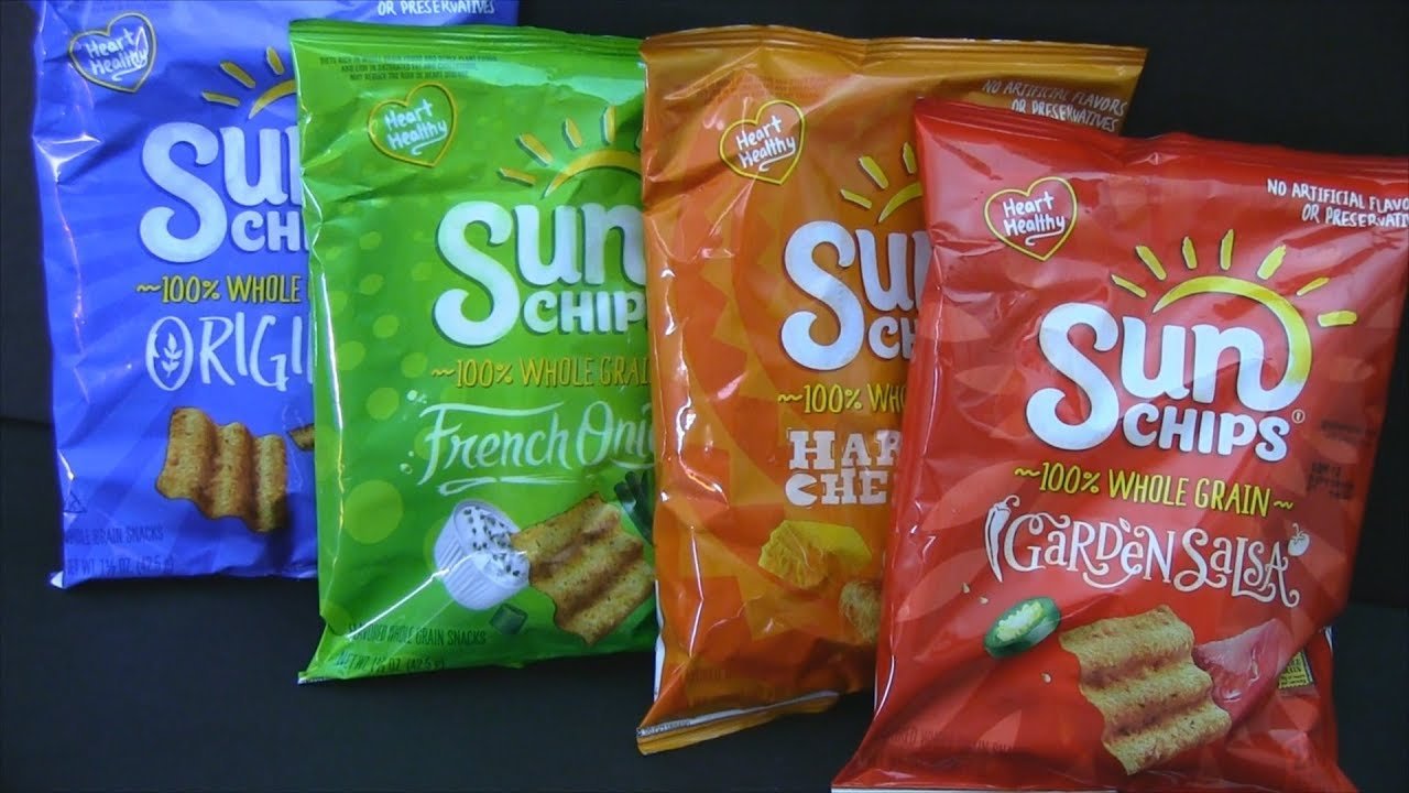 Sun Chips Review Youtube