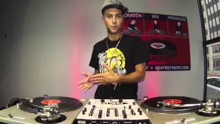 Learn To DJ Tutorial: Organizing Cue Points for Live Edits & Mixing (DJ Throdown)