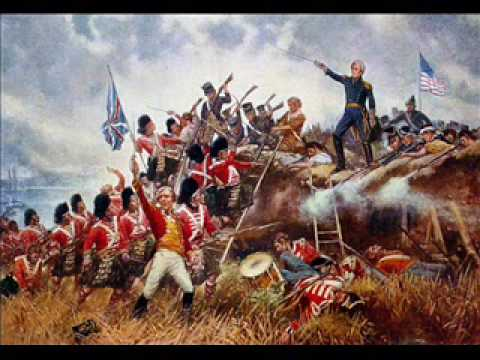 Battle of New Orleans, In 1814