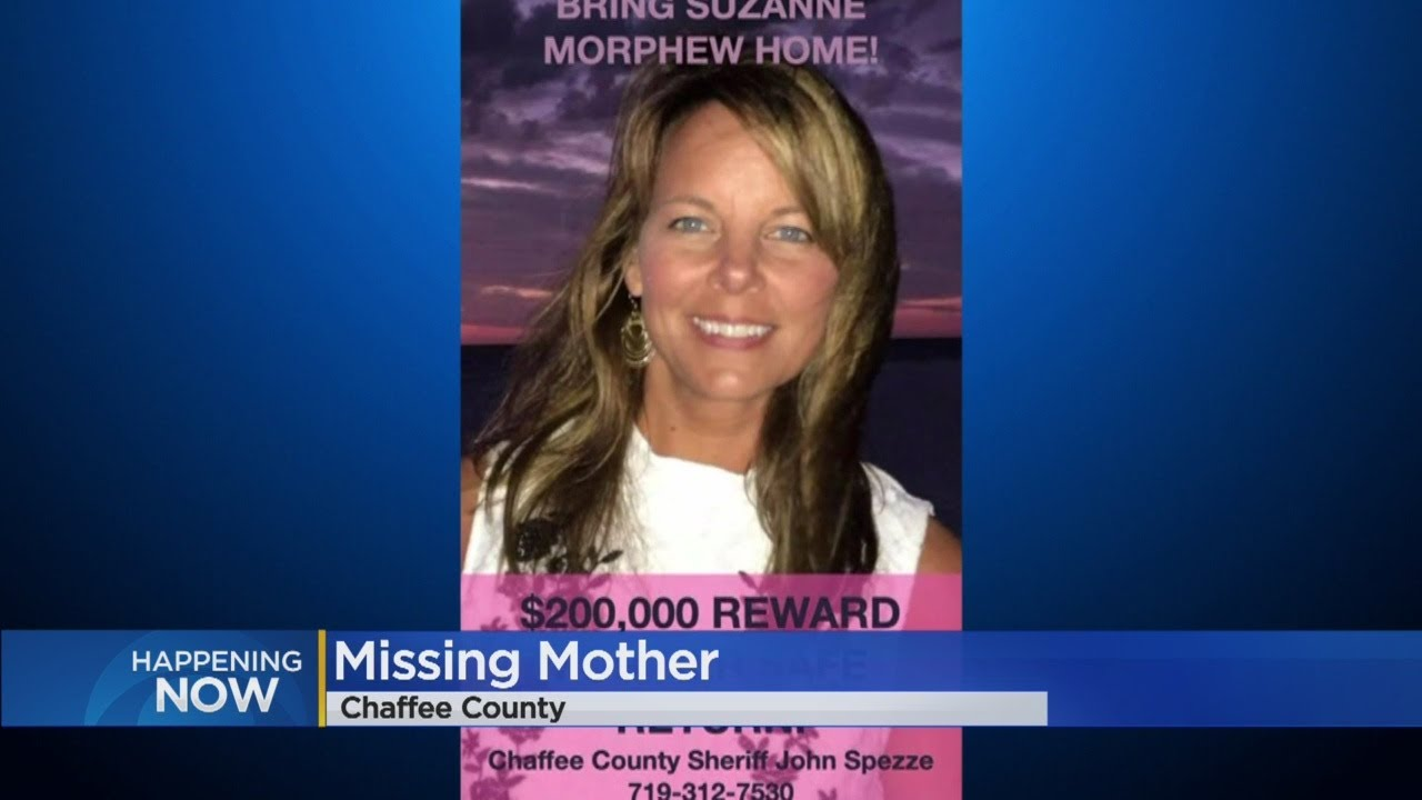 A Search Lead By The Brother Of A Missing Mother From Chaffee County Is Underway