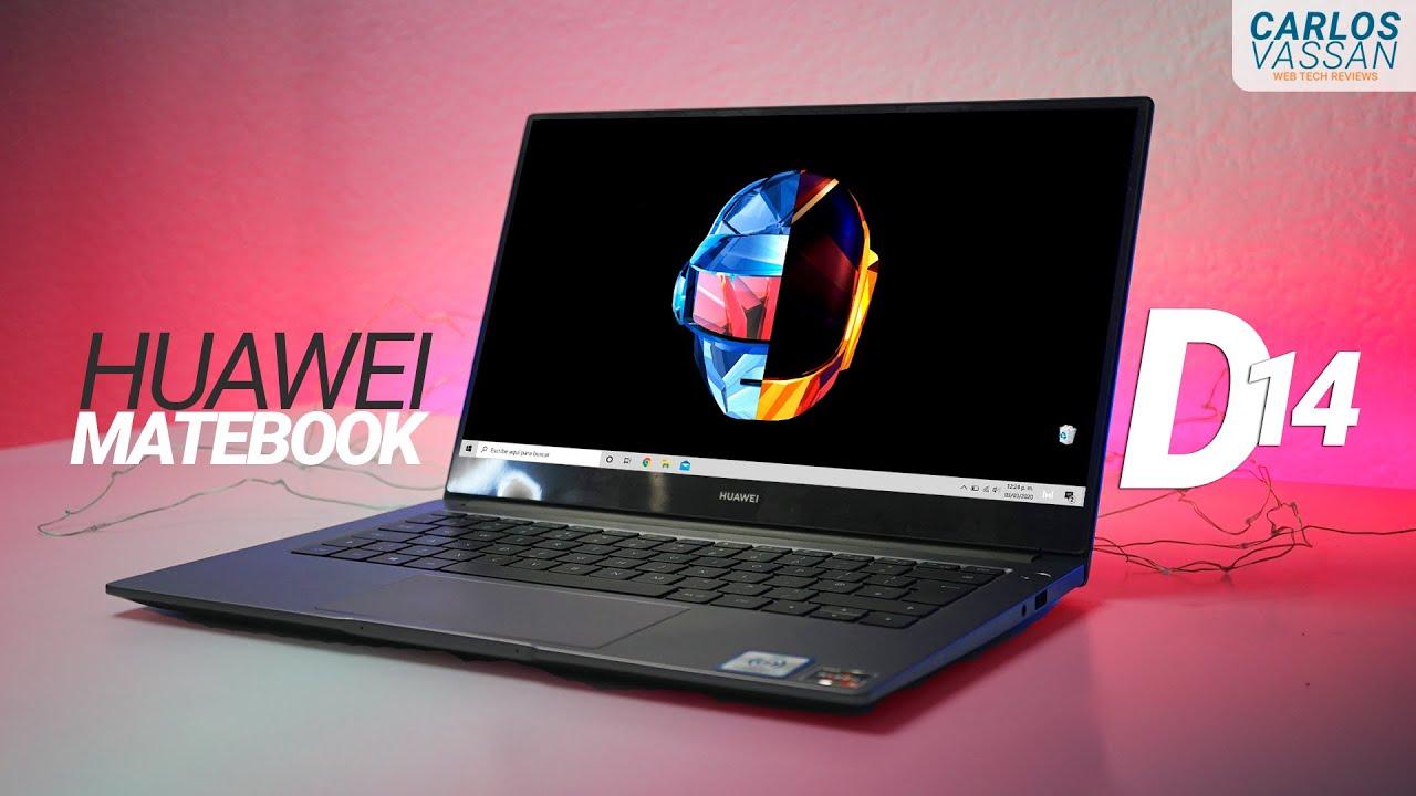 Download La mejor laptop CALIDAD-PRECIO: Huawei Matebook D14