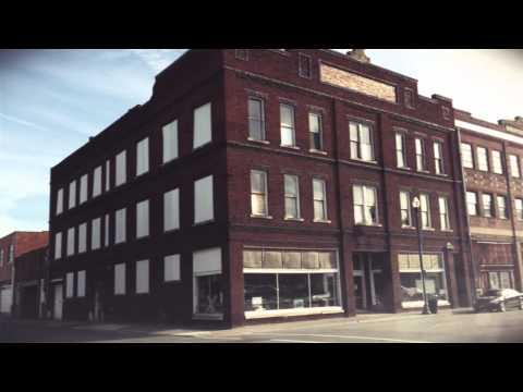 Downtown Johnson City, TN and Trek