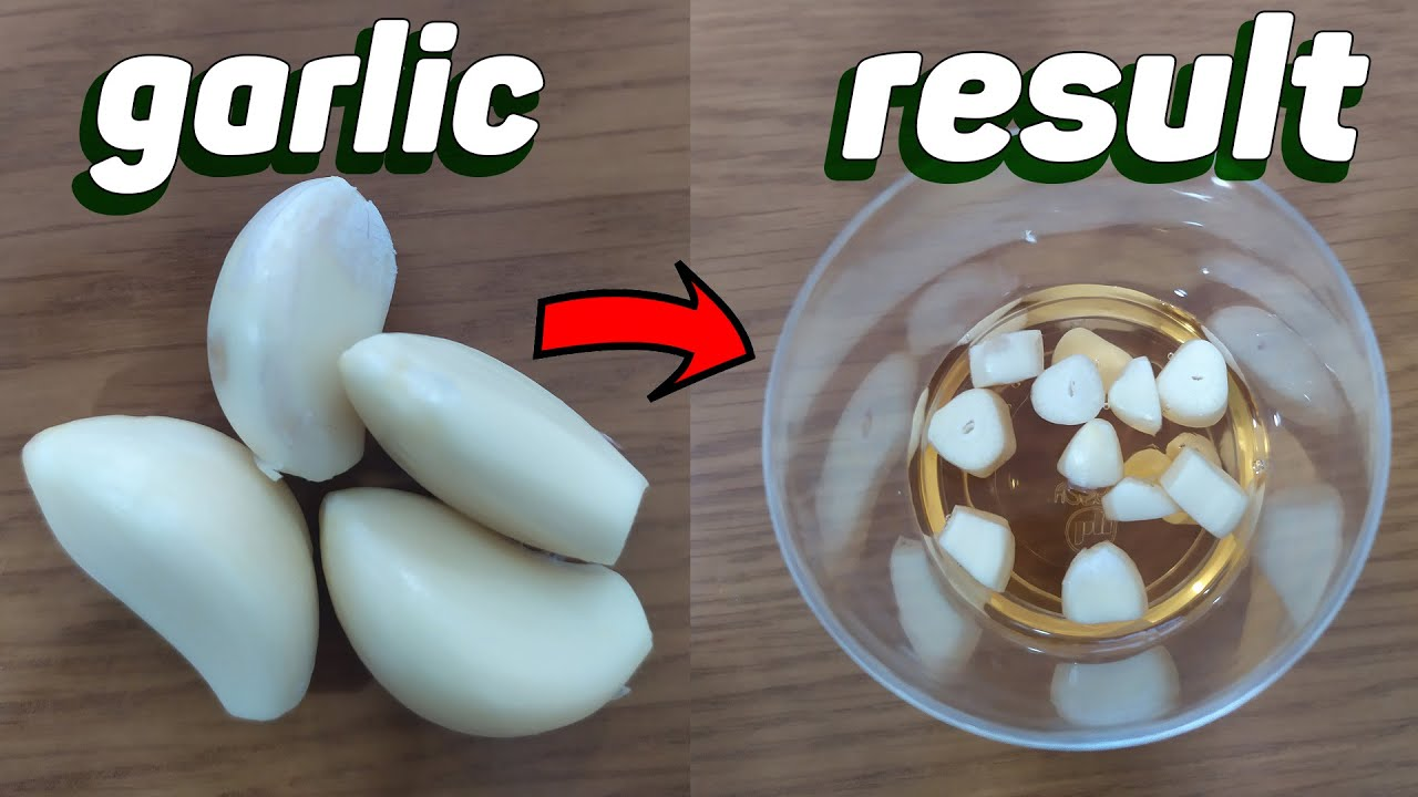 🧄 Never Test At Home For Pregnancy With Garlic 👉 Beacause of....