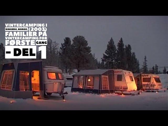 Vintertesten i Ringebu Norge - Del1 (2003)