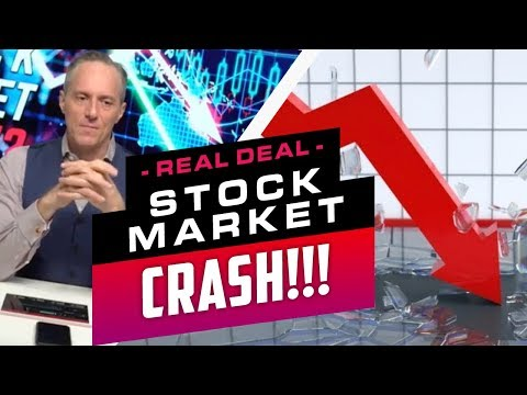 STOCK MARKET CRASH - Brian Rose's Real Deal