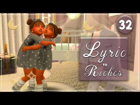 The Sims 4 🎵 Lyric to Riches 🎵 #32 New House Lot! thumbnail