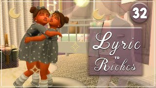 The Sims 4 🎵 Lyric to Riches 🎵 #32 New House Lot!