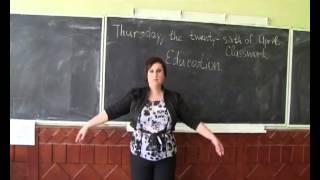 Відео про вчителів