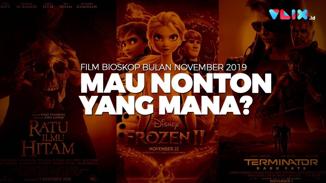 Tonton 7 Trailer Film Bioskop Seru Bulan November 2019 Youtube