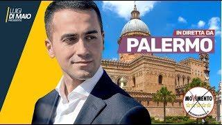 Luigi Di Maio: È LA VOLATA FINALE! Eccoci da Palermo!