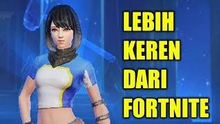 MOBILE FORTNITE for HP POTATOES??? Creative Destruction-Indonesia