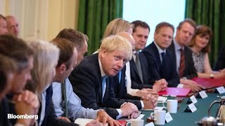 Boris Johnson Signals New Direction With Cabinet Selections