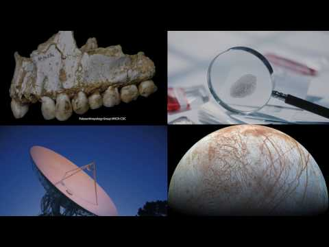 Gravitational Waves, Theoretical Alien Antenna, Europa and More: 60-Second Science Podcasts