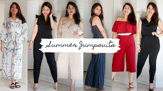 SUMMER JUMPSUITS I Dressy & Casual (for every occasion)