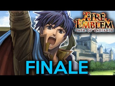 Fire Emblem: Path Of Radiance ➤ 37 - Let's Play - A Contract Fulfilled - Playthrough Gameplay