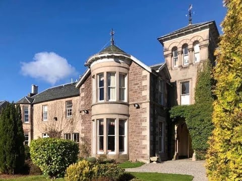 03 - Loch Ness Country House Hotel Video Tour, Inverness