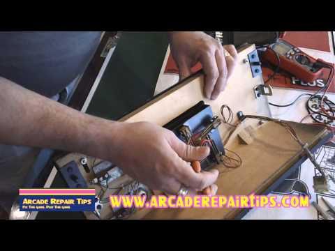 Arcade Repair Tips - Repairing Joystick Switch Issues