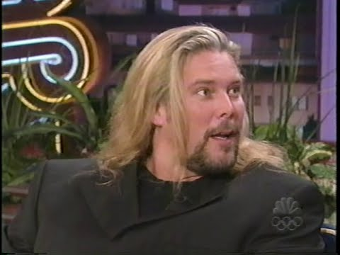 Kevin Nash on The Tonight  14th May 1999