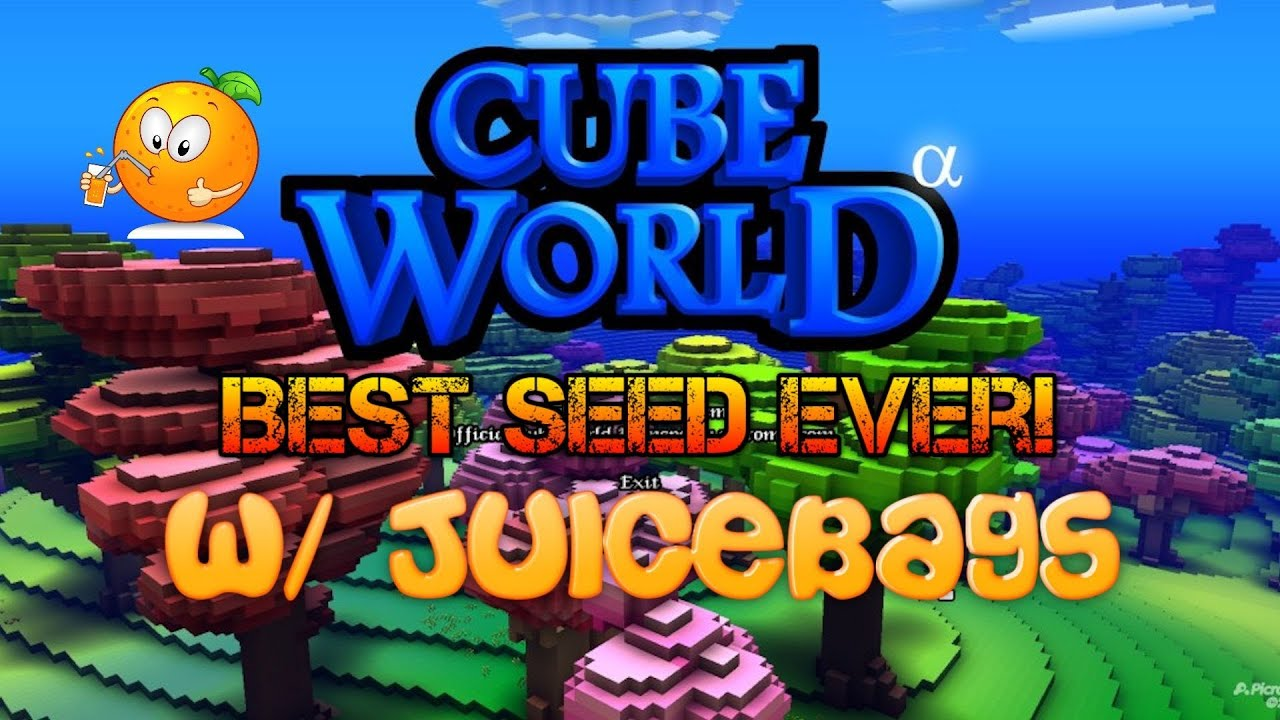 The best cube world seed level 1 300 on this seed youtube gumiabroncs Gallery